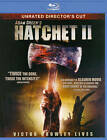 Hatchet II (Blu-ray Disc, 2011)