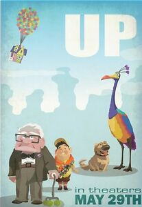 K 11 Poster ... Up movie poster print # 1 : 11 x 17 inches - Walt Disney, Up poster