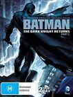 Batman - Dark Knight Returns : Part 1 (DVD, 2012, 2-Disc Set)