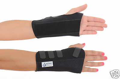 Orthotic Neoprene Wrist Brace rsi support metal stay all sizesTEMP REDUCED PRICE