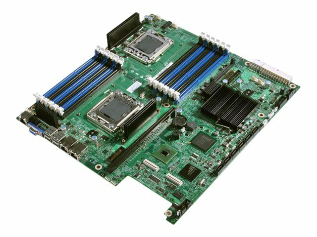 Intel S5520UR, LGA1366 Socket (BB5520UR) Motherboard