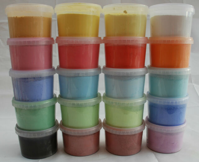 Powder Paint 500g - 20 different colours available