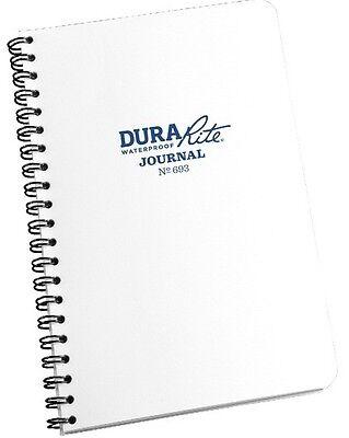 Rite in the Rain 693 DuraRite Waterproof Journal Spiral Notebook