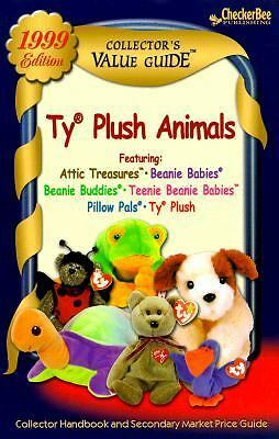 e5fbc505966 1999 Edition Collector s Value Guide Ty Plush Animals Ty Beanie Babies   other