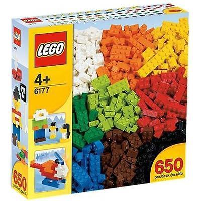 LEGO Basic Bricks Deluxe (6177) *BRAND NEW*