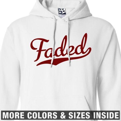 All Sizes /& Colors Faded Script HOODIE Hooded Kind Kush Bud Stoner Sweatshirt