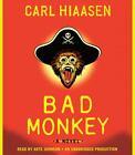 Bad Monkey by Carl Hiaasen (2013, CD, Unabridged)
