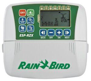Programmateur-D-039-arrosage-6-Voies-ESP-RZX-INDOOR-RAIN-BIRD-PRO