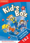 Kid's Box Levels 1-2 Tests CD-ROM and Audio CD by Christine Barton, Karen Saxby (Mixed media product, 2013)