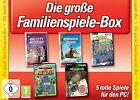 Die große Familienspiele-Box (PC, 2010, DVD-Box)