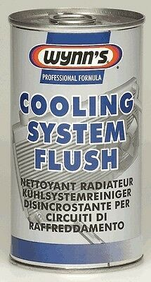 325ML WYNNS COOLING SYSTEM FLUSH GOOD FOR OIL RESIDUE HEAD FLUSH WY45944