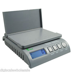Digital-Postal-Shipping-Scale-35lb-x-0-2oz-Weigh-Parcels-Tree-SPS-35-AC-Adapter