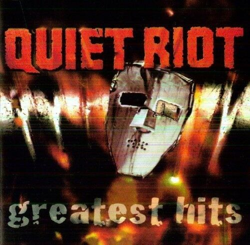 The Greatest Hits by Quiet Riot (CD, Feb-1996, Epic)