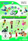 Sports Island (Nintendo Wii, 2010, DVD-Box)