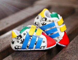 Newborn-Baby-Boy-Girl-Soft-Sole-Crib-Shoes-Colorful-Infant-Sneakers-0-18-Months