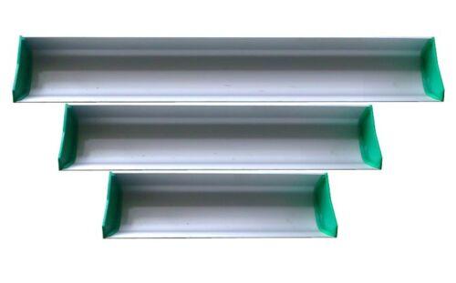 "10"" 25CM Emulsion Scoop Coater Silk Screen Printing Aluminum Coating Tool New"