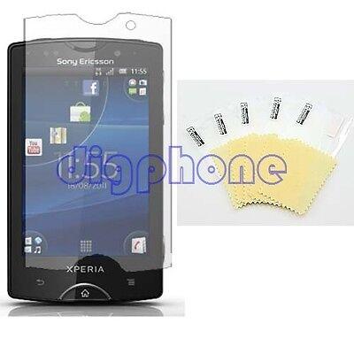 5 Screen protector for Sony Ericsson Xperia Mini Pro SK17i