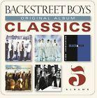 Original Album Classics [Box] by Backstreet Boys (CD, Jun-2013, 5 Discs, Legacy)
