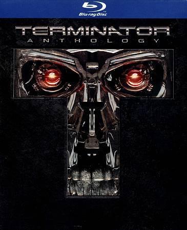 Terminator Anthology (Terminator / Judgment Day / Rise of Machines / Salvation)