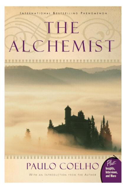 The Alchemist by Paulo Coelho - Literary Fiction - Enchanting