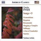Charles Ives - Ives: Songs, Vol. 5 (2008)
