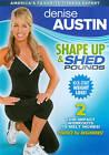 Denise Austin: Shape Up  Shed Pounds (DVD, 2011)