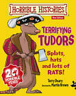 Terrifying Tudors by Terry Deary (Paperback, 2013)
