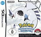 Pokémon: Silberne Edition SoulSilver (Nintendo DS, 2010)