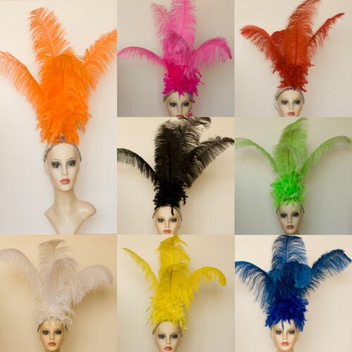 showgirl Feather headdress