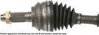 CV Axle Shaft-CV Drive Axle Front Left Cardone 60-8192 Reman