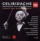Celibidache, Vol. 3: French & Russian Music (2015)