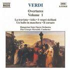 Giuseppe Verdi - Verdi: Overtures, Vol. 1 (1995)