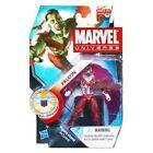 Hasbro Marvel Universe Series 3 Steve Rogers Captain America Action Figure