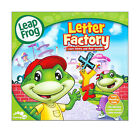 Leapfrog - Letter Factory (DVD, 2009, Handlebox Packaging)