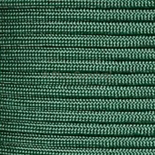 Emerald Green Paracord 50 Foot 550 lb Bracelet Camping Survival Kit Rope