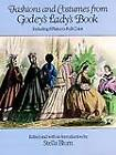 Fashions and Costumes from  Godey's Lady's Book by Dover Publications Inc. (Paperback, 1985)