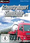 Schwertransport Simulator 2011 (PC, 2010, DVD-Box)
