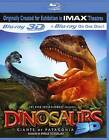 Dinosaurs 3D: Giants of Patagonia (Blu-ray Disc, 2011, 3D)