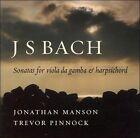 Johann Sebastian Bach - Bach: Sonatas for viola da gamba & harpsichord (2006)