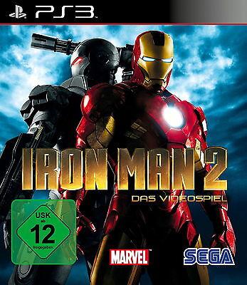 Iron Man 2 (Sony PlayStation 3, 2010)