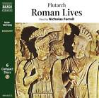 Roman Lives by Plutarch (CD-Audio, 2004)