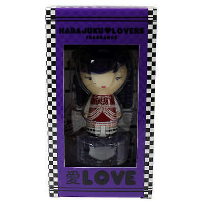 "Harajuku Lovers ""Wicked Style"" Love by Harajuku for Women EDT Mini 0.33 oz. NIB"
