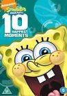 Spongebob Squarepants - 10 Happiest Moments (DVD, 2009)