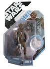 Hasbro Star Wars Mcquarrie Series Chewbacca Action Figure