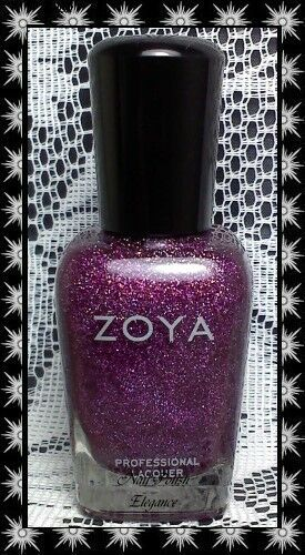 Zoya *~Aurora~* Nail Polish Nail Lacquer 2012 Ornate Holiday Collection Glitter