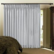 Chris Madden Mystique Interlined Drapes COOL WHITE Pinch ...