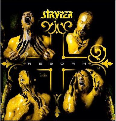 STRYPER  REBORN SEALED CD NEW