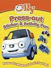 Olly the Little White Van Press-out Sticker & Activity Fun by Autumn Publishing Ltd (Paperback, 2013)