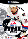 NHL 2005 (Nintendo GameCube, 2004, DVD-Box)