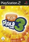 EyeToy: Play 3 (Sony PlayStation 2, 2005, DVD-Box)